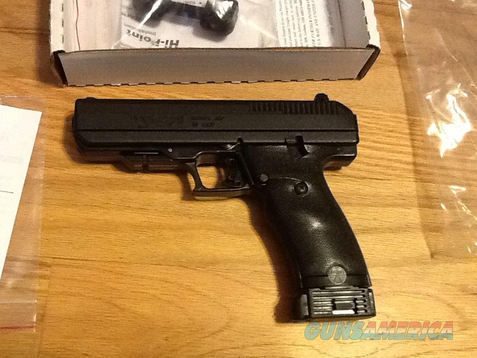 Hi Point JCP 40 semi-auto pistol in  40 S&W New in box