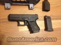 Glock 36 in .45acp w/ (2) 6 round magazines G36 Like new in hard case