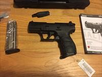 Walther P22  New in case (No card fees added at Deals on guns)