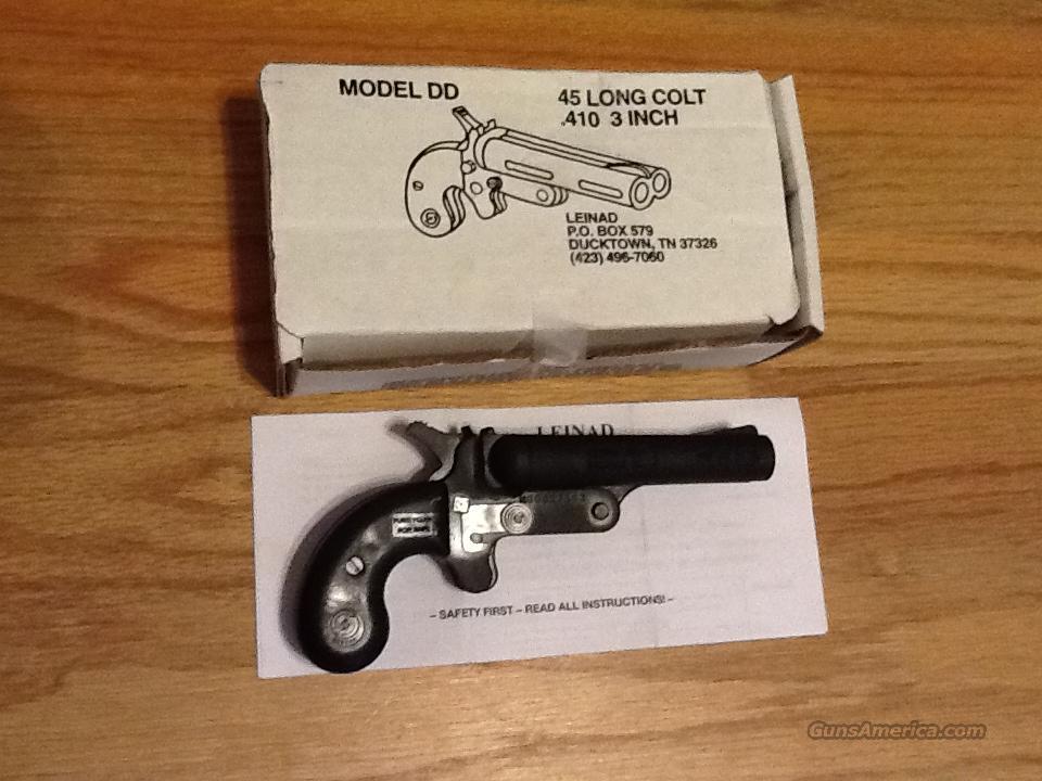 Derringer  45LC/ 410 shotgun Leinad/Cobray