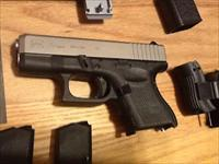 Glock 27 gen 4  in .40S&W Nickel Boron Coated(NiBX) G27 new in case