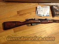 Mosin Nagant M91/30 in 7.62x54R Century excellent grade Minor storage wear
