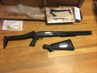 Maverick 88 by Mossberg 12 gauge shotgun 8-shot pistol grip and folding stock New in box