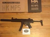 H&K MP5 in .22LR by Walther HK MP5 New in Box