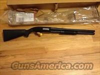 Mossberg Maverick 88 Security 12 gauge shotgun 8 shot & 20