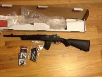 Ruger Mini Thirty in 7.62x39mm  w/2 (20 rnd) magazines and scope rings Mini 14 Mini 30 New in Box