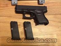 Glock 26 in 9mm Gen 3  G26  New in Case (No card fees added)