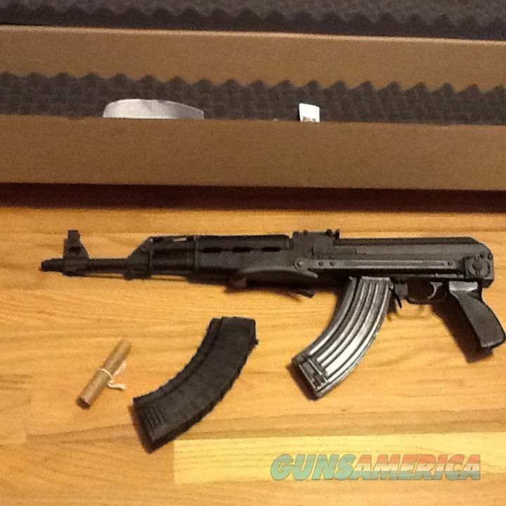 AK47 M70 AB2T in 7 62x39 Yugoslavian Under folding stock AK-47 by Century  Arms International (CAI) New in box