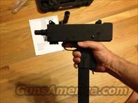 MPA (Masterpiece Arms)  10T Defender .45acp Semi-Auto 30 round magazine (like the Mac 10 ,but semi-auto)  New in Case