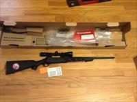 Savage Model 11 Trophy Hunter XP in .308 win (7.62 x51 mm) w/ Accutrigger and 3-9 Nikon Scope  New in box