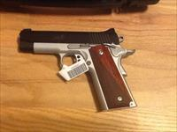 1911 Kimber 45 Pro Carry II Two-Tone in .45acp New in Case