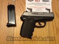 SCCY CPX1 TT 9mm semi-auto pistol,ambi-safety,(2) 10+1 round capacity, New in box