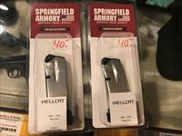 Springfield Armory 9mm Hellcat (2)13 round magazines SA Hellcat Mags new in wrap (no card fees added)