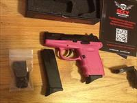 SCCY CPX2 CBPK Pink & black coated S.Steel 9mm semi-auto New in box