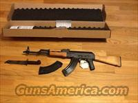 AK47 w/Bayonet Century Arms/ Romanian WASR 10 in 7.62x39mm AK-47 New in box