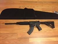 AR15 in 7.62x39mm ( AK-47 ) Anderson Optics ready  AK47 AR-15 new in soft case (No card fees added)