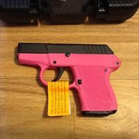 Kel-Tec P3AT Parkerized in .380acp Pink  P-3AT New in case