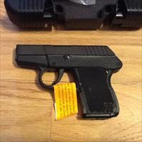 Kel-Tec P3AT Parkerized Black in .380acp  P-3AT New in case