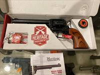 Heritage Rough Rider combo with 22LR and 22 WMR cylinders RR22MB6 New in box (no card fees added)