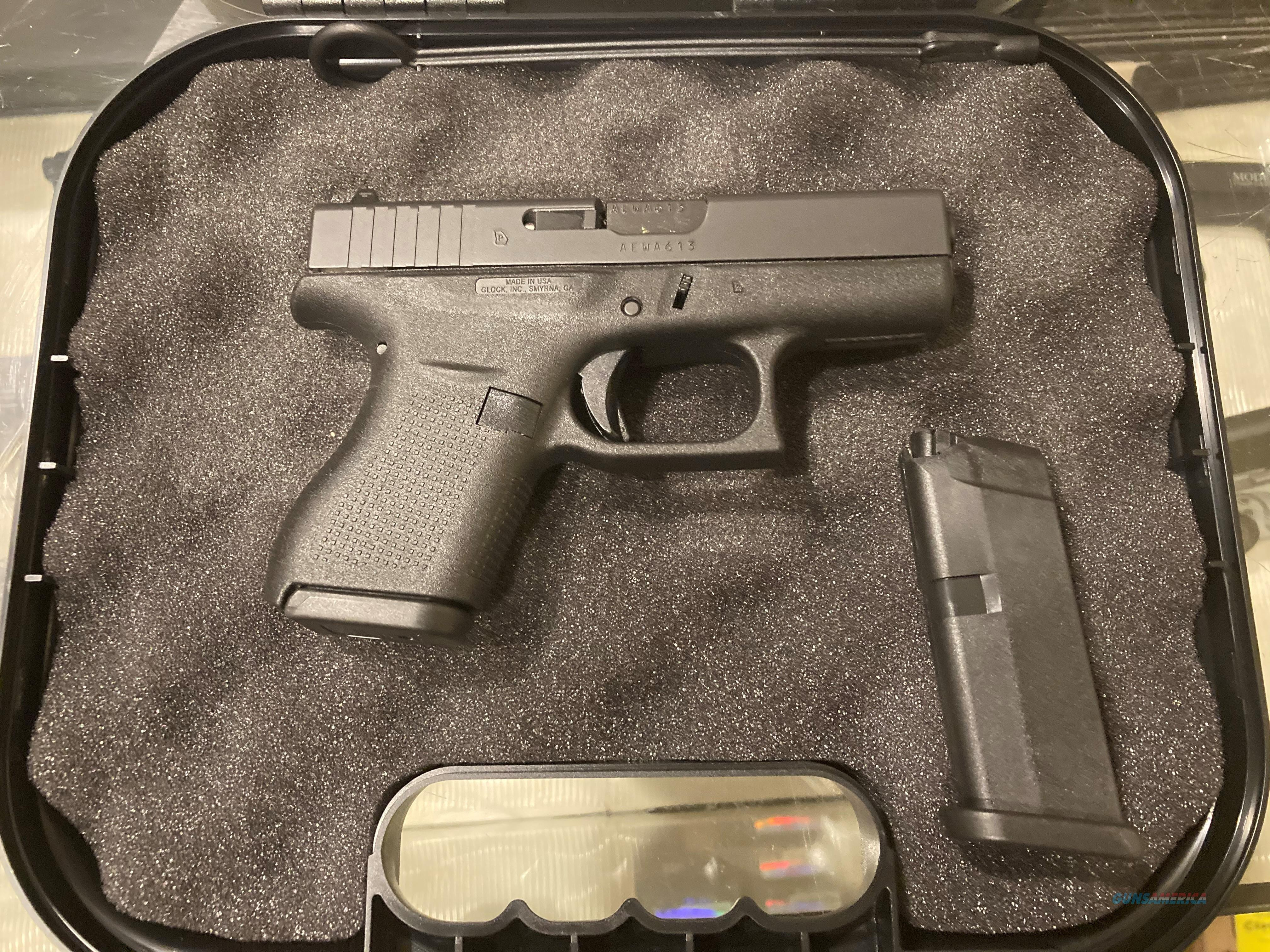Glock 42 In 380 Acp G42 New In Hard Case No C For Sale