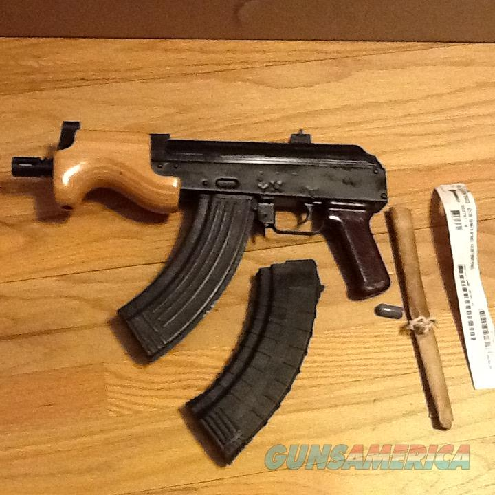 Draco Gun For Sale >> AK47 Micro Draco Pistol Century Arms Internatio... for sale
