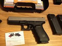 Glock 21 Gen 4 with Nickel Boron Coating (NiBX) w/3 (13+1) Hi-cap mags .45acp G21 Gen 4 New in case