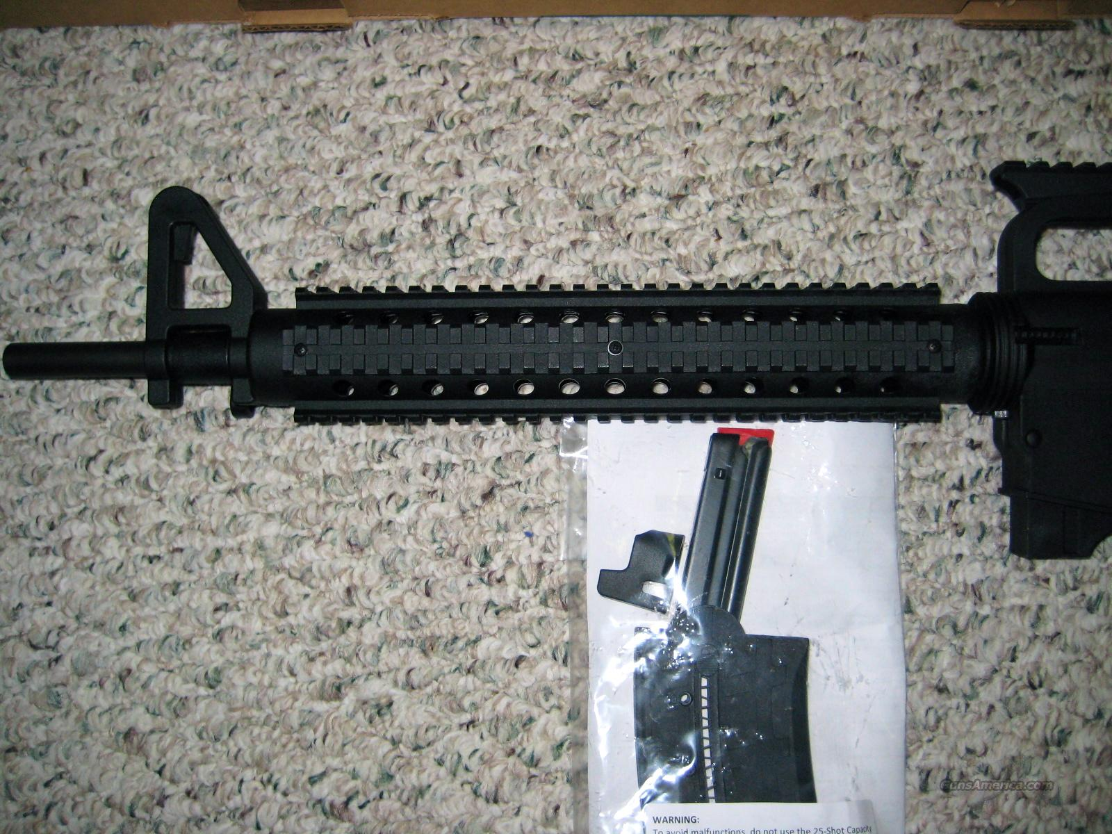 Mossberg AR-15 Style  22 Long Rifle (Plinkster) New In Box