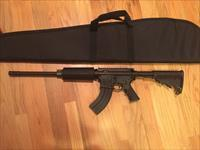 AR-47/ AR-15 Military Specifications (AR-15 style rifle in 7.62x39mm)Bear Creek Armory AR47 AR15 w/30+1 round magazine, AK47 ammo in an AR15 New in soft case (No card fees added)