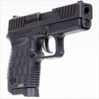 "Diamondback DB9 Micro-Compact DAO 9mm 3"" barrel 6rd Pistol"