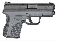 Springfield Armory XDS9339YE Gray XD-S 9mm Single 3.3 SHIPS FREE