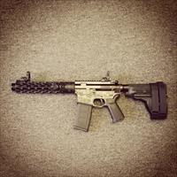 "CSC ARMS ""War Fighter Elite"" 300 Blackout 10.5"" AR Pistol."