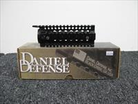 Daniel Deense Omega 7.0 Free Float carbine rail.