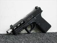 "CSC ARMS ""APEX 9mm"" G19 Custom Pistol."
