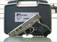 Custom Glock 43 9mm 9+1 Build by CSC ARMS.