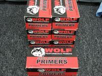 WOLF Small Rifle Magnum Primers. MF Part# NCSRM