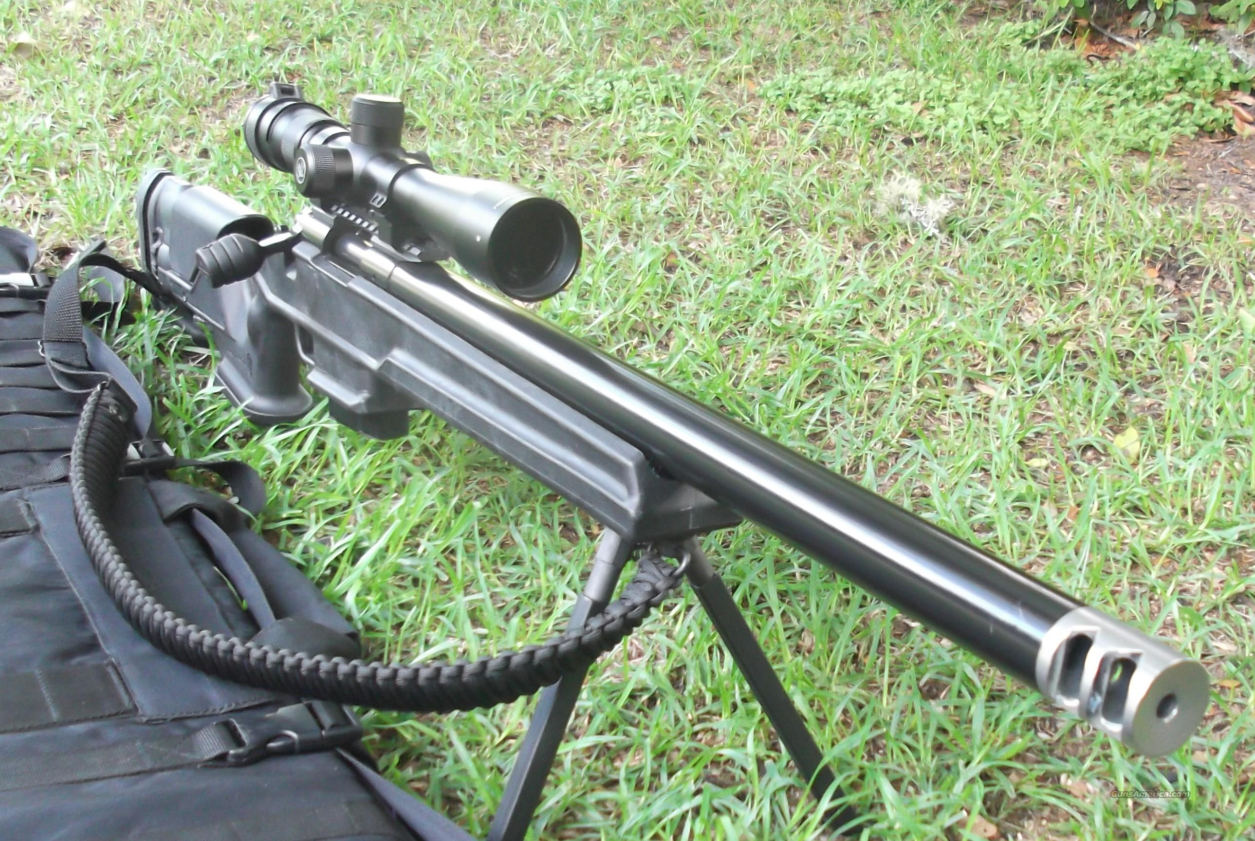 Remington 700 .308 with TTI StraightJacket for sale