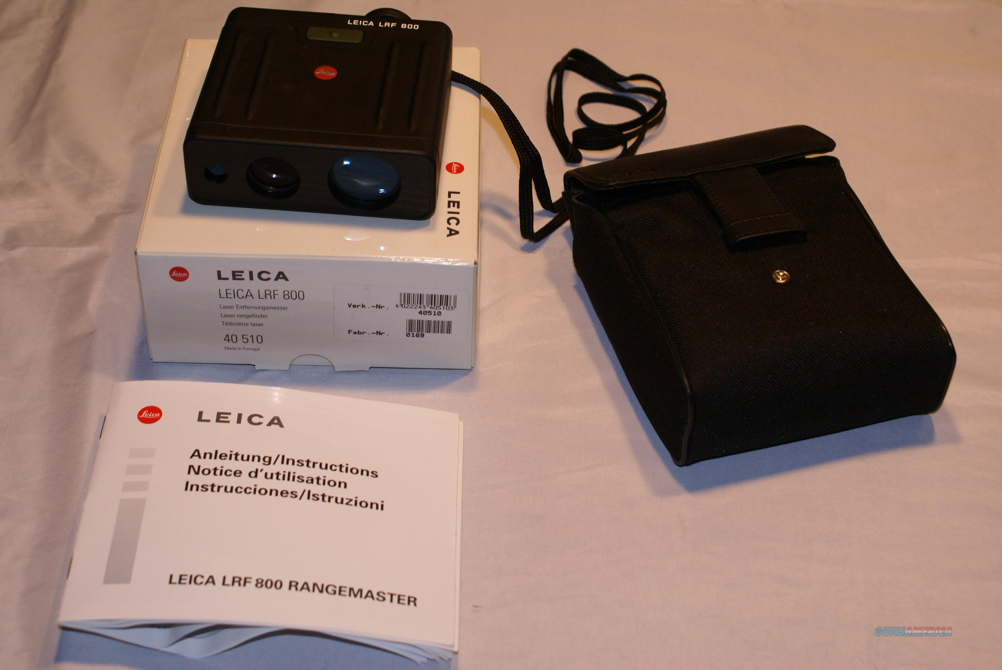 Leica entfernungsmesser lrf leica rangemaster entfernungsmesser