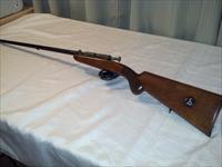 Deluxe model deutsche werke model 1 german 22 lr single shot rifle