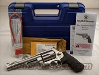 SMITH & WESSON MODEL 500 STAINLESS 500 S&W CALIBER