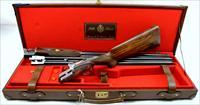 PIOTTI KING 20GA with EXTRA BARREL SET & CASE