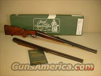 MERKEL Model 140-2 RARE SAFARI RIFLE/SHOTGUN SET