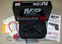 SMITH & WESSON BG380 BODYGUARD 380 ACP