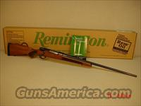 REMINGTON Model 798 WALNUT 7mmRemMAG
