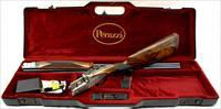 PERAZZI EXTREMELY RARE SIDEPLATE 20 GA SCO GRADE
