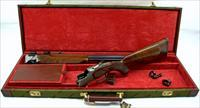 WINCHESTER JAEGER DOUBLE EXPRESS RIFLE SO DELUXE 7x57M (rimless)