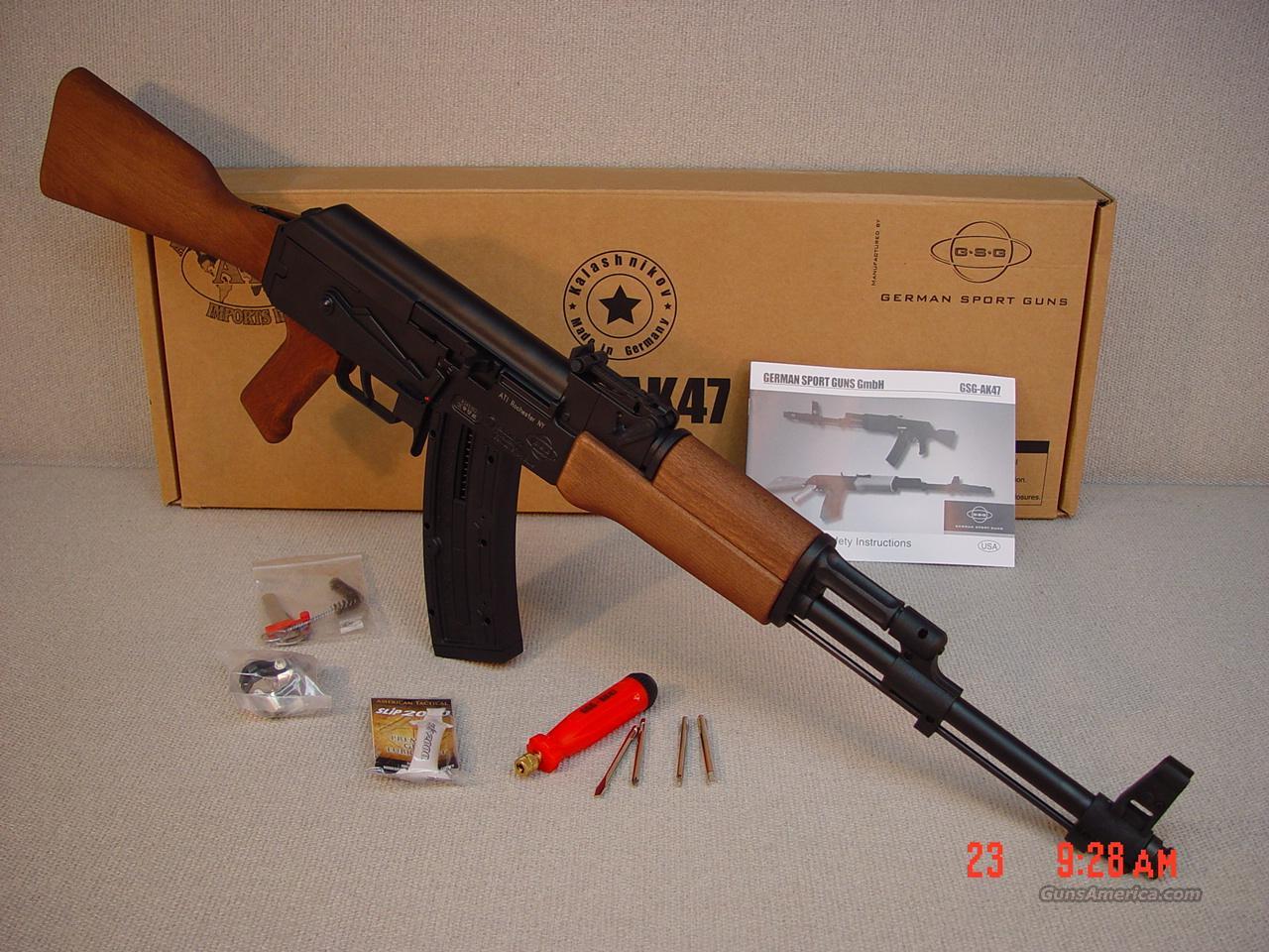 ATI GSG AK47 22lr 5 6x15mmR