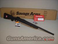 SAVAGE Model 10FP-SR BLACK SYNTHETIC 223CAL