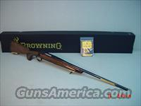 BROWNING X-BOLT MEDALLION 325WSM CAL