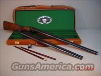 WINCHESTER Model 21 BOXLOCK TWO BARREL SET 12GA