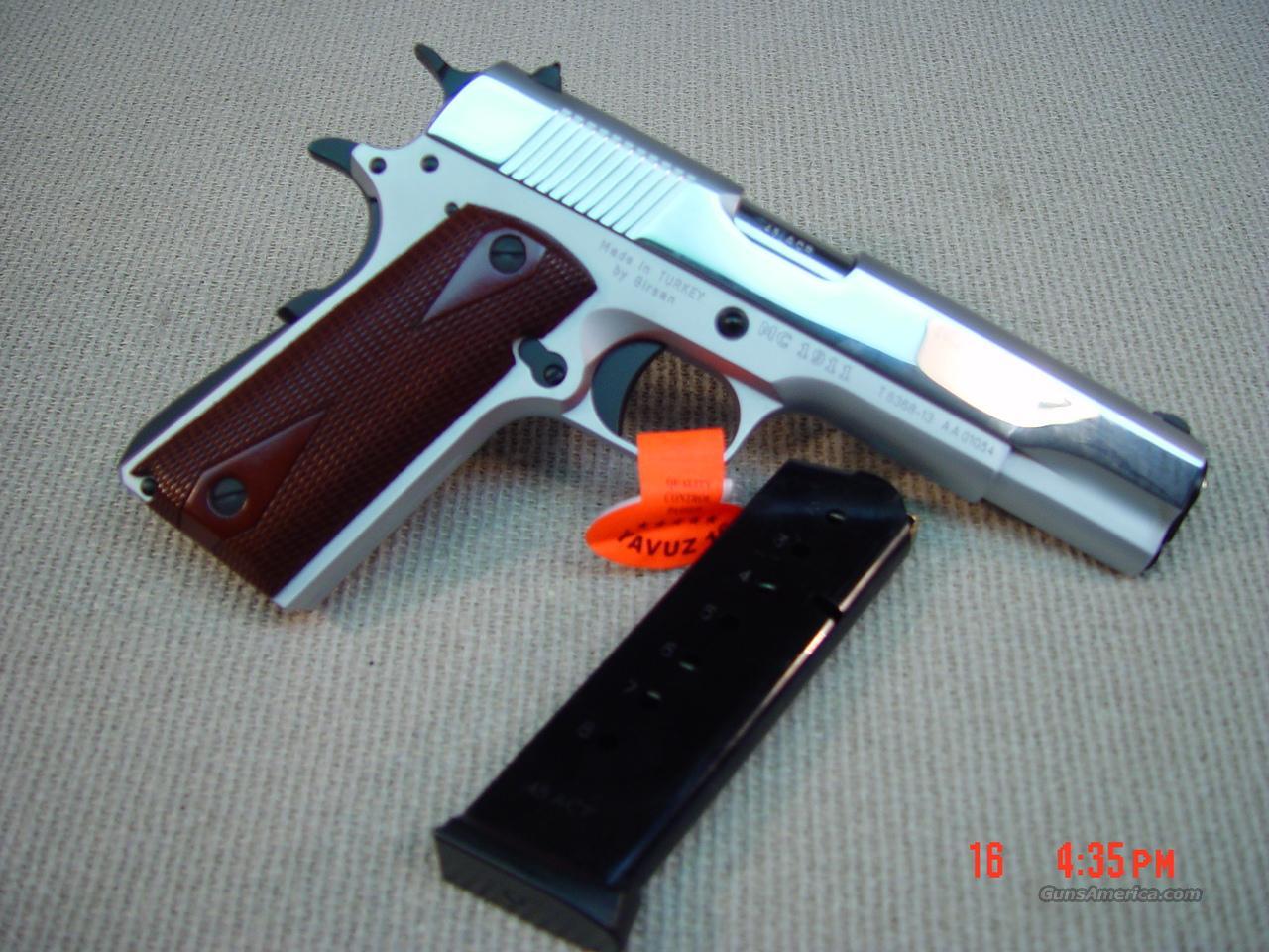GIRSAN MC 1911 White G2 45ACP